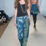 Hasina Khanani Western Collection 2012-2013 At PFW 3, London 0017
