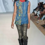 Hasina Khanani Western Collection 2012-2013 At PFW 3, London 003