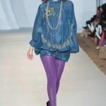 Hasina Khanani Western Collection 2012-2013 At PFW 3, London 007