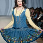 Hasina Khanani Western Collection 2012-2013 At PFW 3, London 008