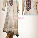 Hina Khan Latest Bridal And Formal 2013 Collection 003