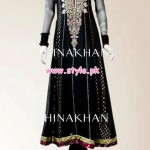 Hina Khan Latest Semi Formal Collection For Women 2013 007 150x150 pakistani dresses bridal dresses