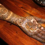 Indian Mehndi Designs 2013
