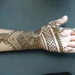 Indian Mehndi Designs 2013 0015