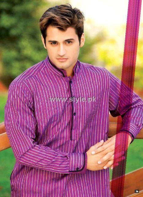 Kurta Shalwar 2013 For Men 010 style exclusives men wear