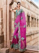 Latest Designer Sarees 2013 in Fashion 002