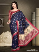 Latest Designer Sarees 2013 in Fashion 003