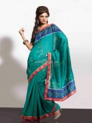 Latest Designer Sarees 2013 in Fashion 006