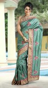 Latest Designer Sarees 2013 in Fashion 008