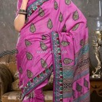 Latest Designer Sarees 2013 in Fashion 009