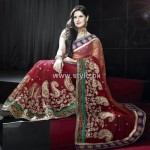 Latest Designer Sarees 2013 in Fashion 010 150x150 style exclusives
