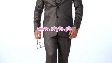 Latest Eden Robe Winter Casual Dresses For Men 2012 002