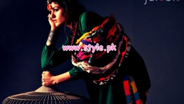 Latest Jalebi Winter Dresses For Winter 2012 005
