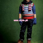 Latest Leisure Club Kids Wear 2013 Arrivals For Winter