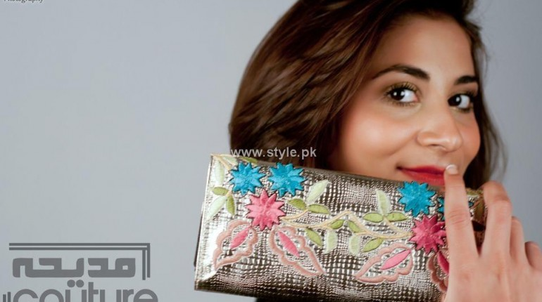 Madiha Couture New Handbags Collection 2012-13 for Women