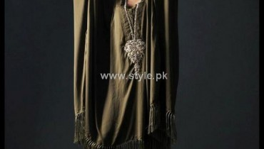 Madiha Noman Winter 2012-13 Dresses for Women