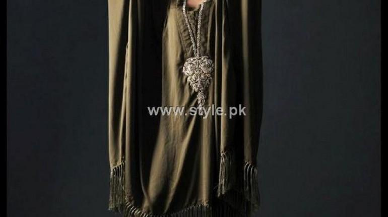 Madiha Noman Winter 2012-13 Dresses for Women