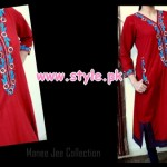 Manne' Jee Latest Winter Collection 2012-13 For Girls 005