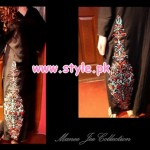 Manne Jee Winter Collection Of Casual Dresses 2012 008