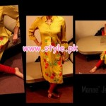 Manne Jee Winter Collection Of Casual Dresses 2012 012