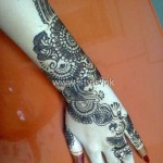 Mehndi Designs 2013 For Girls in Pakistan 001 150x150 mehandi