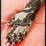 Mehndi Designs 2013 For Girls in Pakistan 004 150x150 mehandi