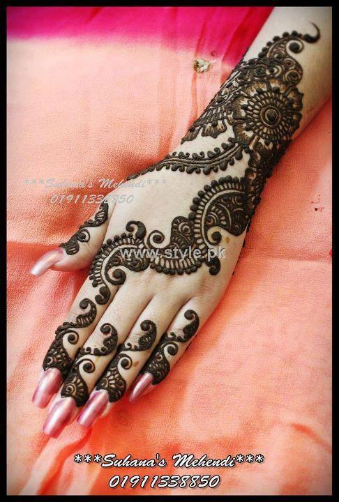 Mehndi Photography Facebook : Mehndi designs for girls in pakistan