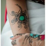 Nail Art And Mehndi Designs 2013 By Hadiqa Kiani Signature Salon 0015