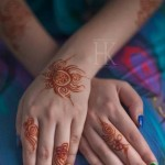 Nail Art And Mehndi Designs 2013 By Hadiqa Kiani Signature Salon 007