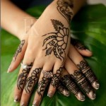 Nail Art And Mehndi Designs 2013 By Hadiqa Kiani Signature Salon 009