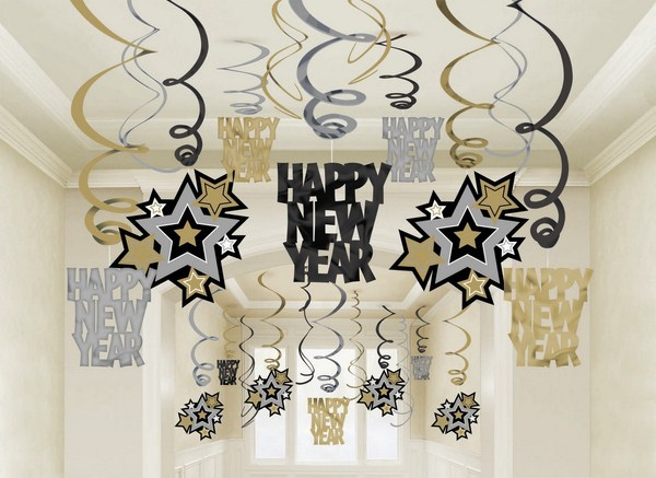 New Year Decoration Ideas 2013