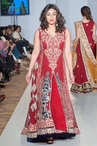 Rani Emaan Formal Wear Collection 2013 At PFW3 London 0010 fashion shows