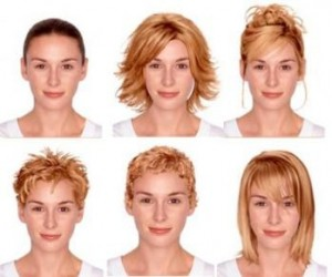 Right Hairstyle For Your Face Shape