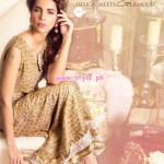 Sehrish Latest Formal Wear Collection 2013 For Winter