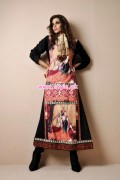 Shamaeel Asnari Latest Digital Prints 2013 For Women 003