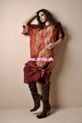Shamaeel Asnari Latest Digital Prints 2013 For Women 004