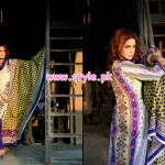 Shariq Textiles Latest Khaddar 2012-13 Collection 005