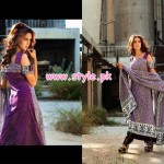 Shariq Textiles Latest Khaddar 2012-13 Collection 008