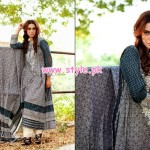 Shariq Textiles Latest Winter Khaddar Collection 2012 016