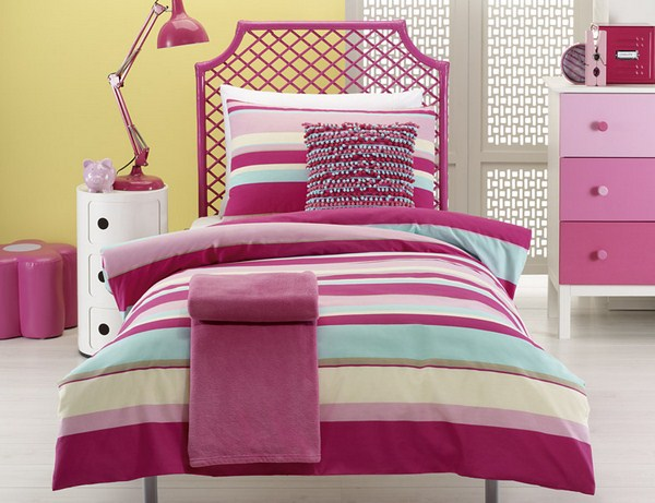 Tips To Choose Bed Linen For Kids Rooms