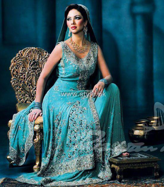 Walima Dresses 2013 Designs For Girls 005 style exclusives designer dresses