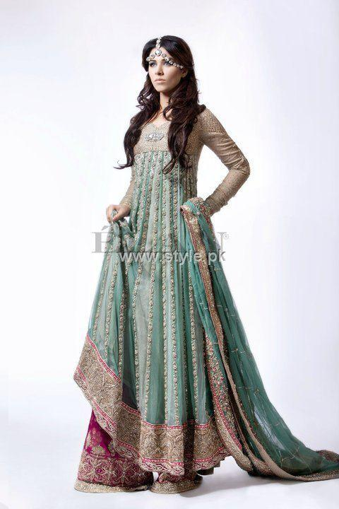 Walima Dresses 2013 Designs For Girls 006 style exclusives designer dresses