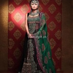 Walima Dresses 2013 Designs For Girls 007