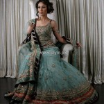 Walima Dresses 2013 Designs For Girls 008