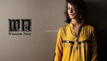 Waseem Noor Winter Collection 2013 for Women