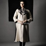 Yasmin Zaman New Winter Dresses 2012-13 for Women 003