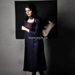 Yasmin Zaman New Winter Dresses 2012-13 for Women 004