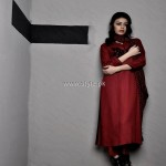 Yasmin Zaman New Winter Dresses 2012-13 for Women 007
