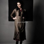 Yasmin Zaman New Winter Dresses 2012-13 for Women 010