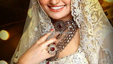 Anum Yazdani Bridal Jewellery 2013 for Women 002